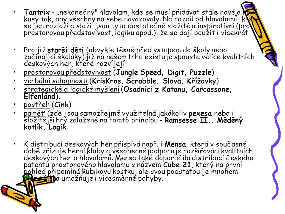 Hra Labyrinth mini (Ravensburger), od 7 let Tuto hru jsme trochu obměnili tak, aby ji mohl hrát i jeden človíček.