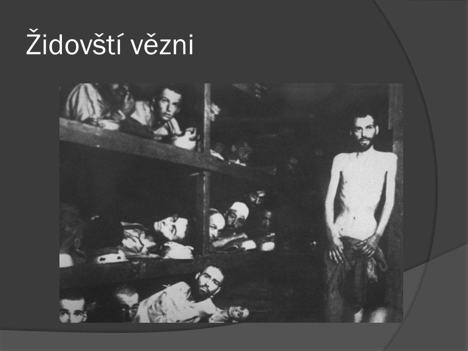 Židovští vězni