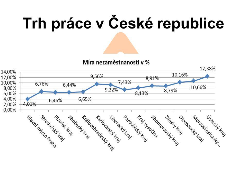 Trh práce v České republice
