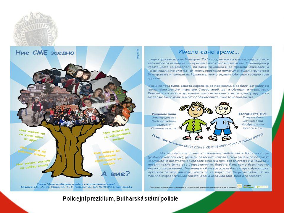 Policejní prezidium, Bulharská státní policie