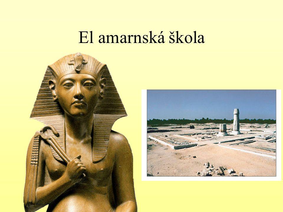 El amarnská škola