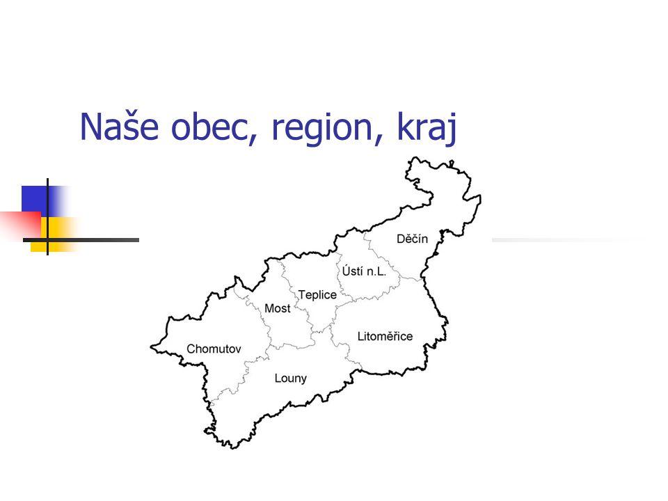 Obsah: obec - samospráva - působnost - obecní zřízení - obecní úřad - test region kraj - Ústecký - významná místa Ústeckého kraje - test