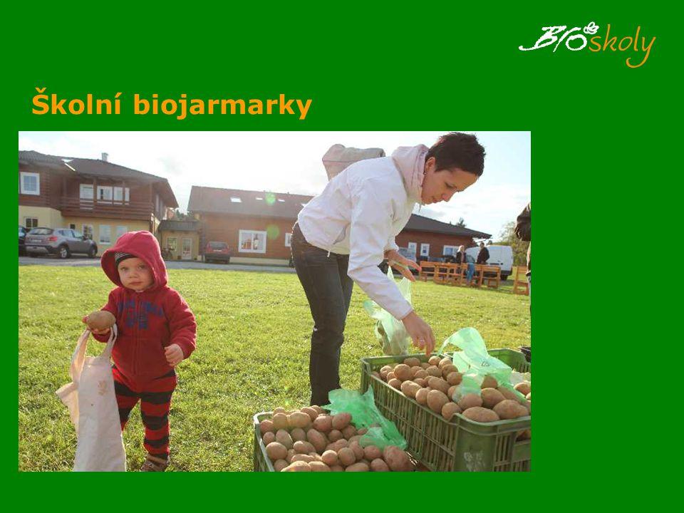 Školní biojarmarky