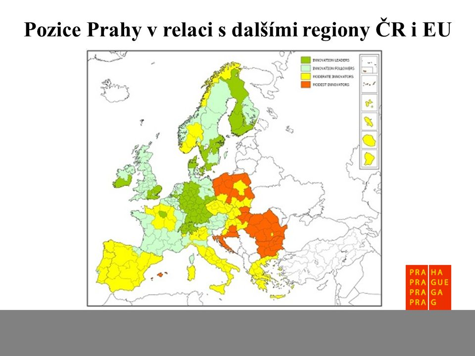 """Praha musí """"šlápnout na plyn Lepší Praha = tahoun celé ČR"""