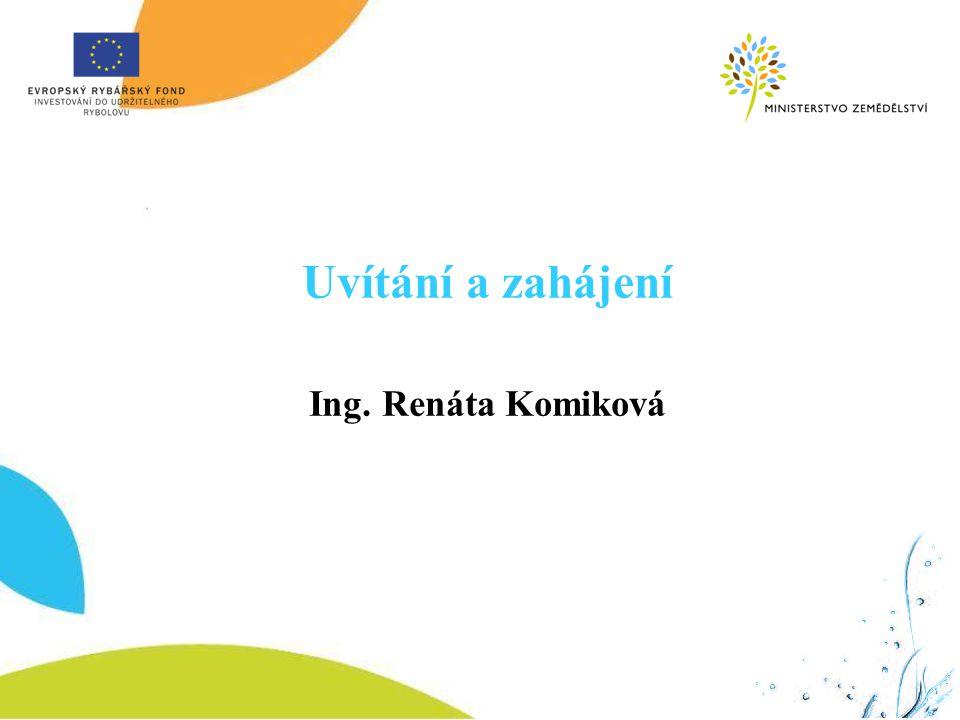 PROGRAM 1) Uvítání a zahájení 10:00 – 10:10 Ing.