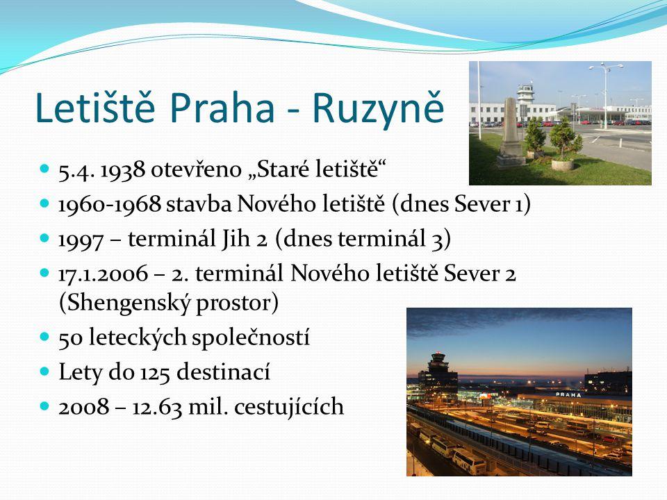 Letiště Praha - Ruzyně 5.4.