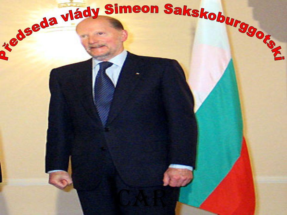 prezident Georgij Parvanov