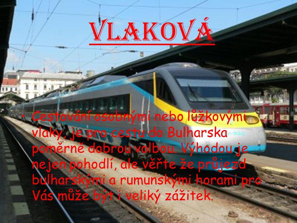 autobusová Již několik let se dá do Bulharska cestovat i pravidelnými linkovými autobusy, které jezdí z Prahy a Brna. Cesta autobusem má i přes své me