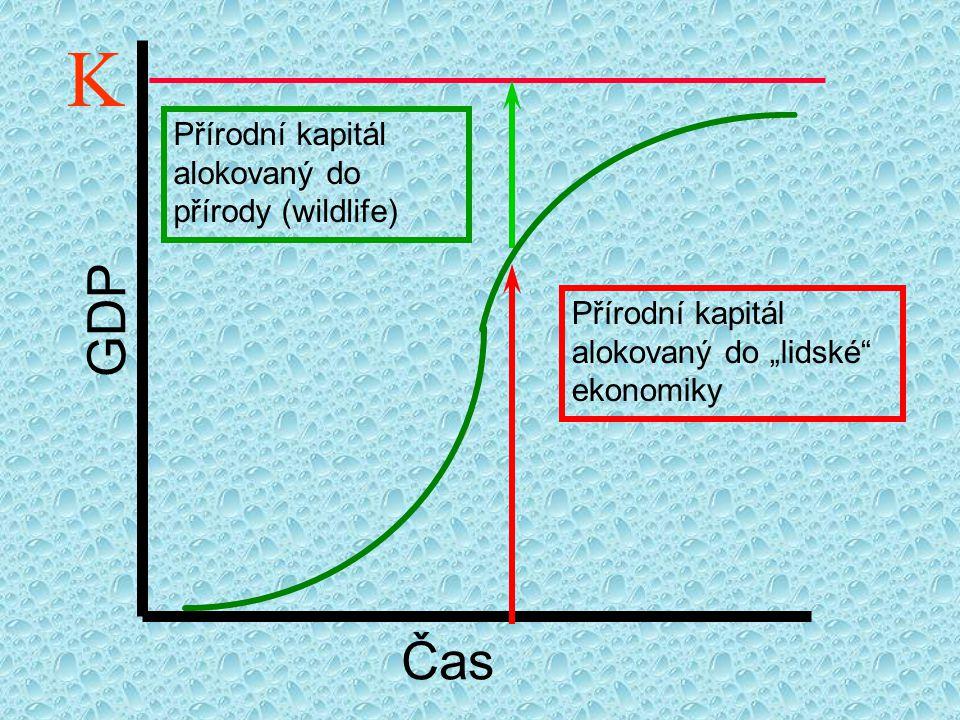 Principy ekologické ekonomie Udržitelnost I.