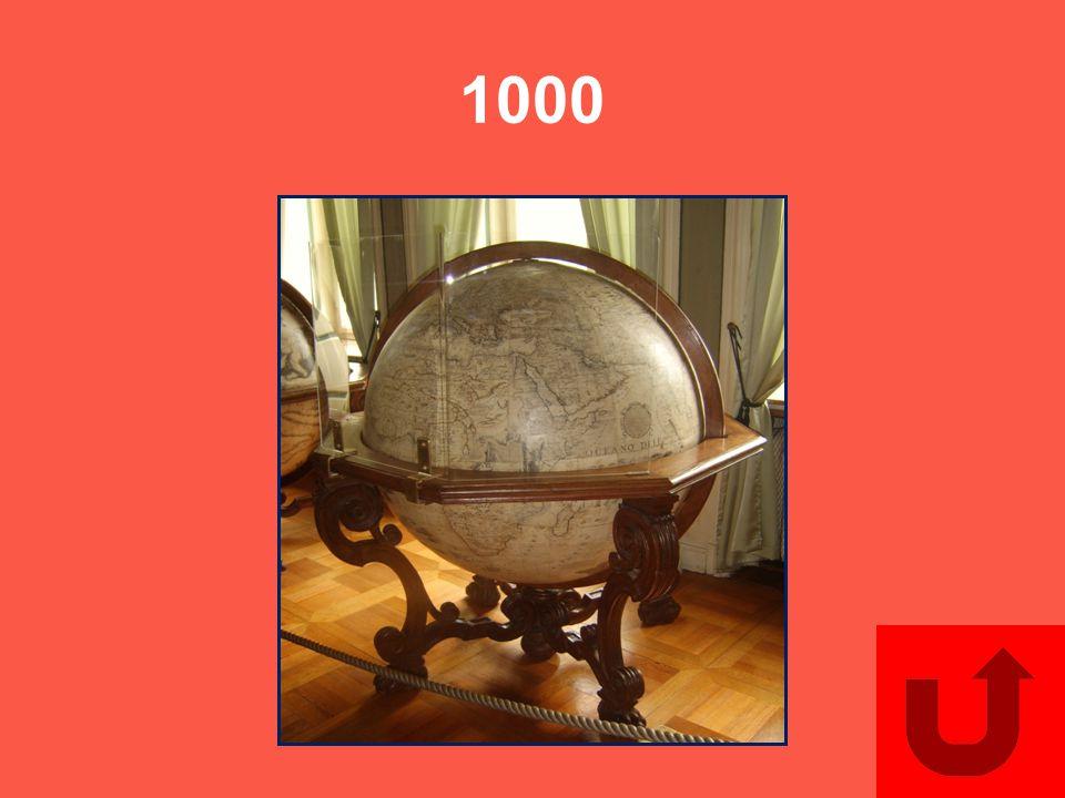 5000 Obr. 1 Co znamená pojem SEVERNÍ ŠÍŘKA ?
