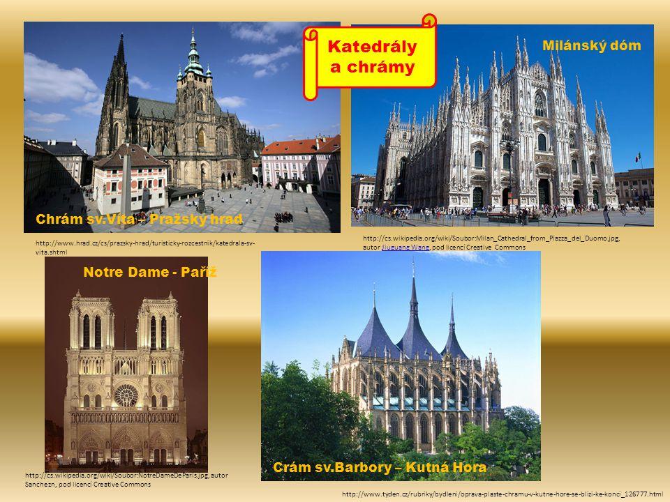 http://www.hrad.cz/cs/prazsky-hrad/turisticky-rozcestnik/katedrala-sv- vita.shtml http://www.tyden.cz/rubriky/bydleni/oprava-plaste-chramu-v-kutne-hor