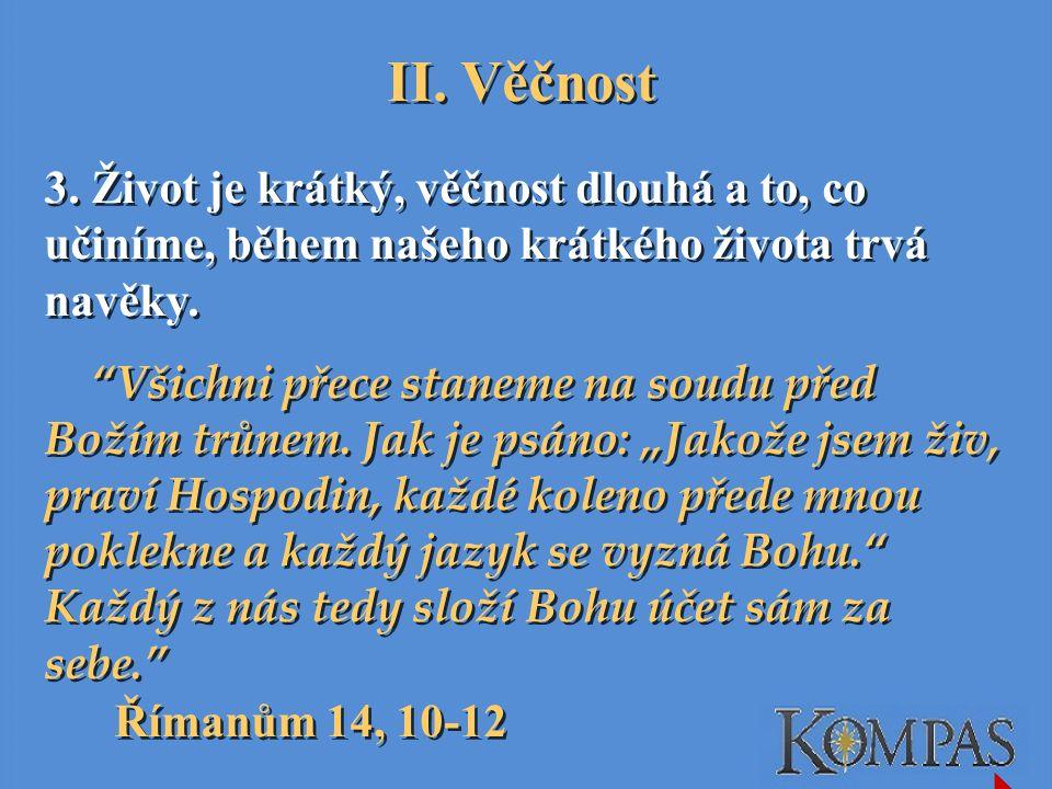 II.Věčnost 3.