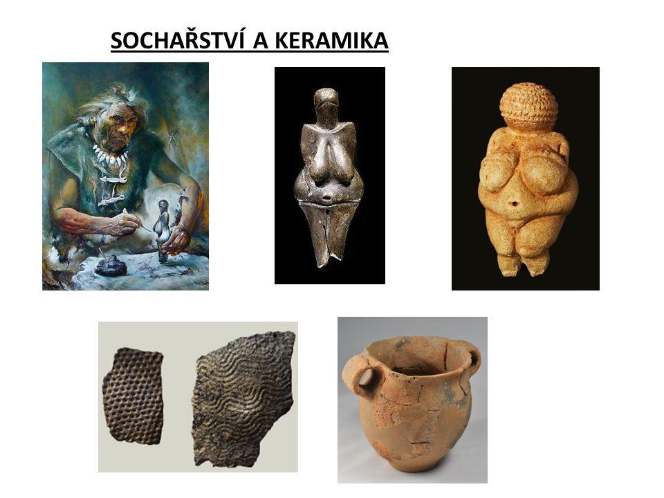 SOCHAŘSTVÍ A KERAMIKA