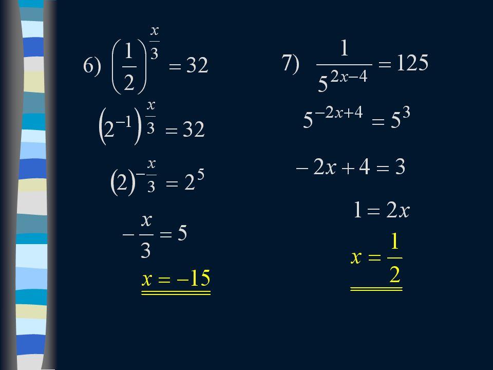 Příklad: Řešte v R rovnice
