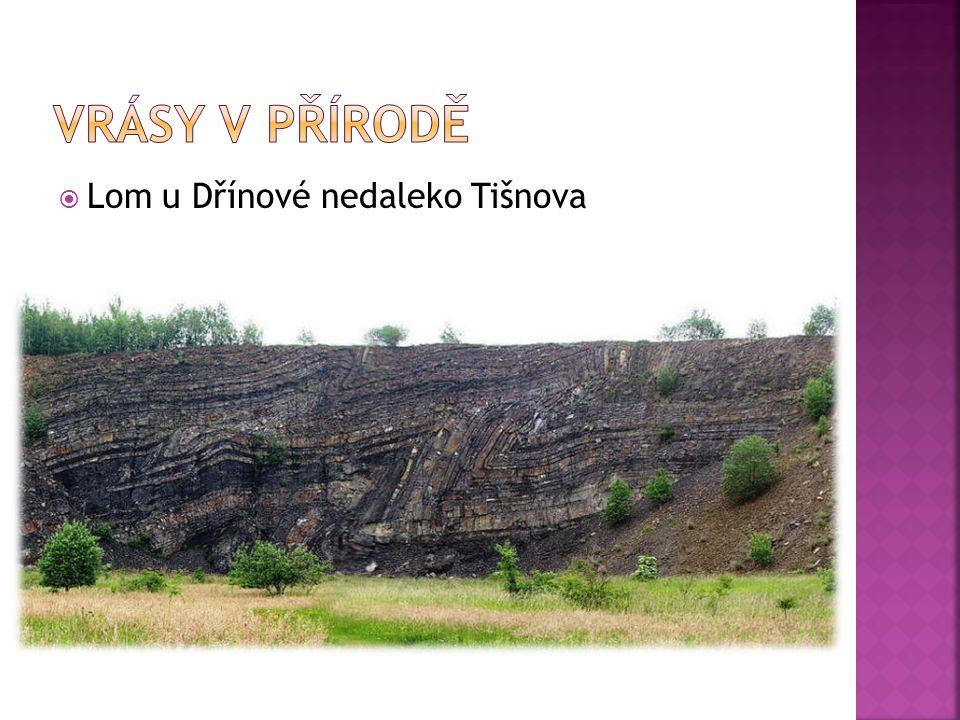  Lom u Dřínové nedaleko Tišnova