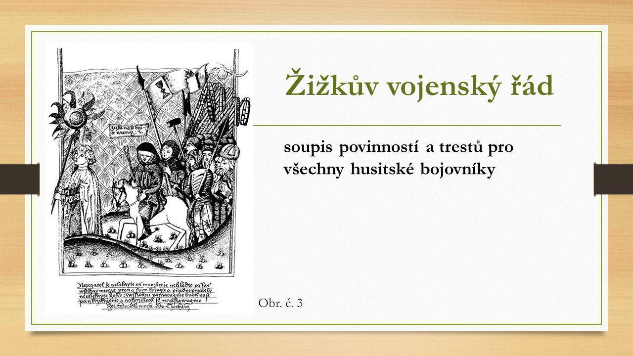 Jistebnický kancionál - ukázka text a notový zápis husitského chorálu Ktož jsú boží bojovníci Obr. č. 2