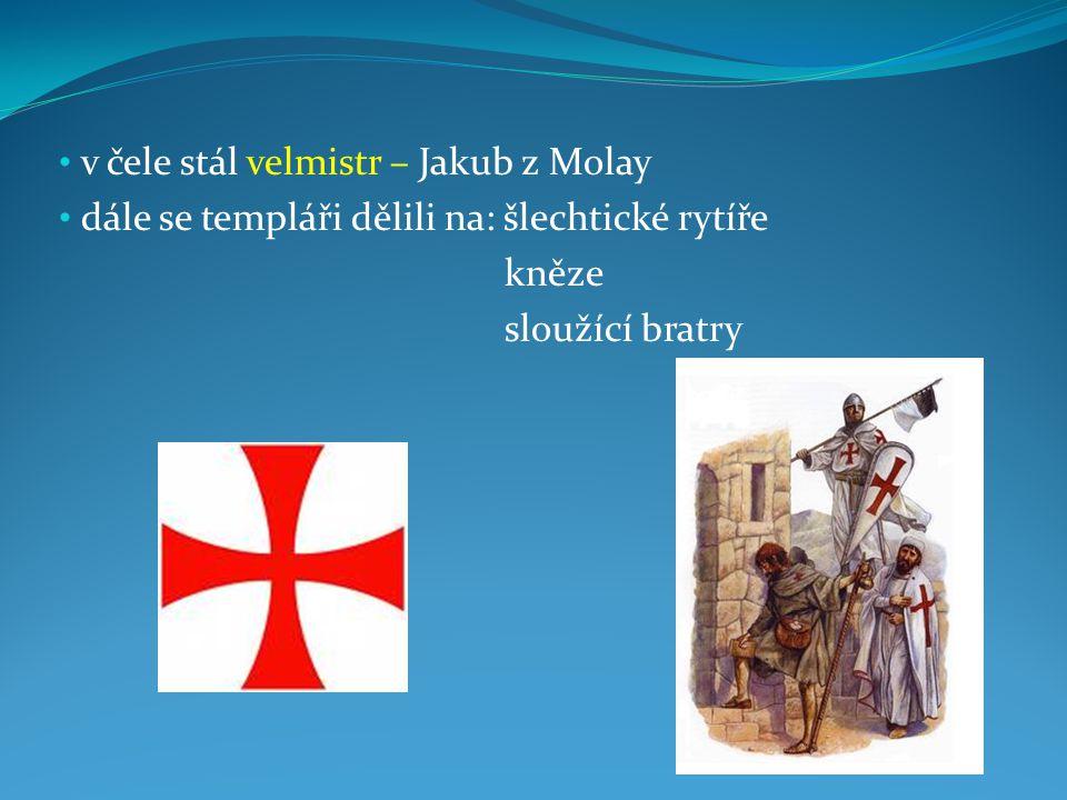 křižácké panství v Palestině omezeno => nové působiště v Evropě - Benátky - Sedmihradsko – pozváni Ondřejem II.