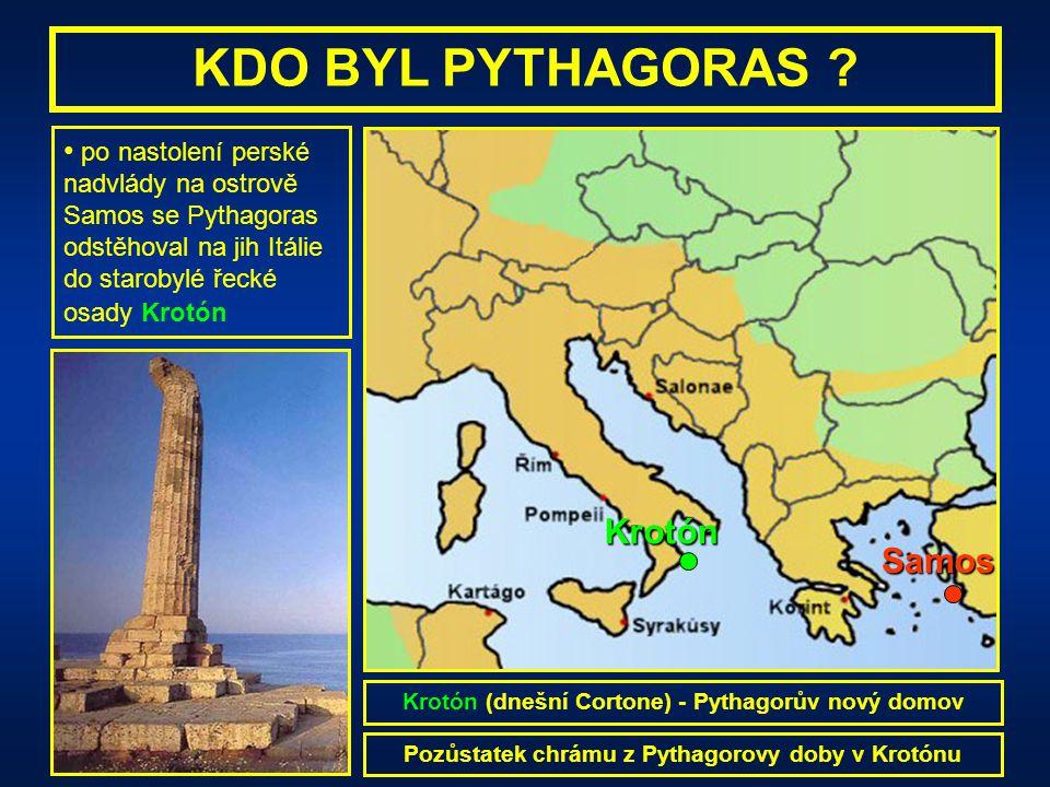PYTHAGORIO Ve městě se dochovaly zbytky chrámu ze 6. století př.n.l. Byl zasvěcen bohyni Héře. Pythagorio – rodné město Pythagora – se do roku 1955 na