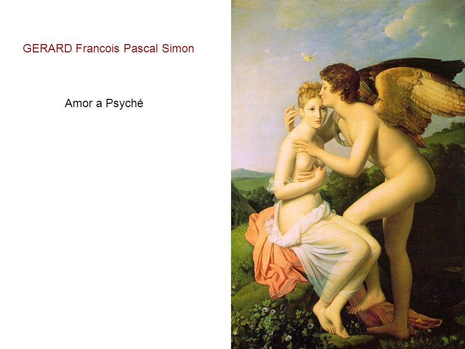GERARD Francois Pascal Simon Konstance Ossolinská Lubienska - 1814