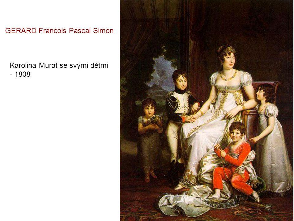 Amor a Psyché GERARD Francois Pascal Simon