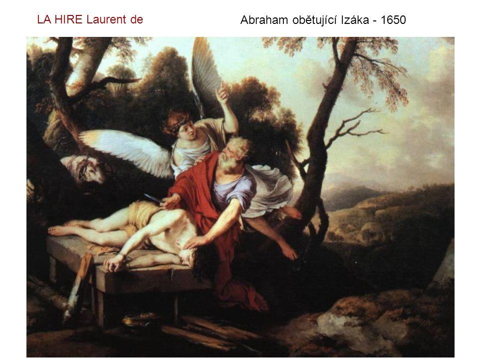 Krajina s Ascaniem střílejícím jelena - 1682 LORRAIN