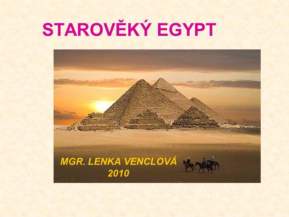 SROVNÁNÍ PŘÍRODNÍCH PODMÍNEK S MEZOPOTÁMIÍ MEZOPOTÁMIE meziříčí – Tygris, Eufrat táním – velké záplavy odnos úrodné půdy doba záplav a sucha zavodňovací kanály hráze, přehrady pro období sucha EGYPT 1000km ÚDOLÍ NILU šíře 15 - 25 km ÚRODNÉ BAHNO záplavy prospěšné 3 období: záplav (6 - 10) vegetace práce, zrání (11- 2) sklizeň (3-6) 2.
