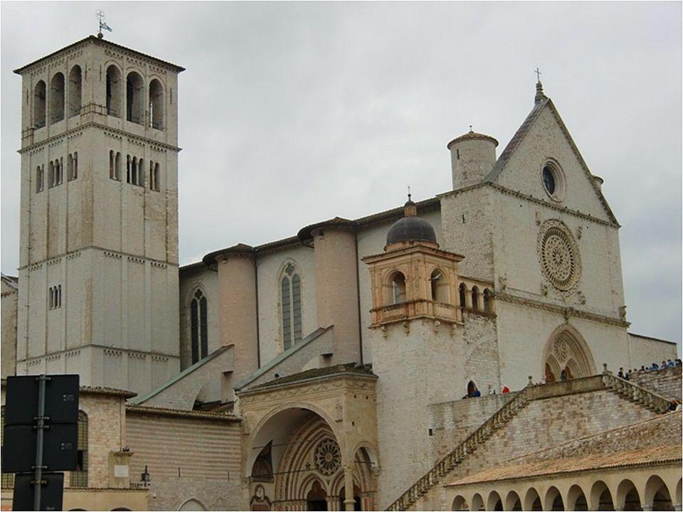 Bazilika postavená ve 13. století patří k nejcennějším kulturním památkám světa.