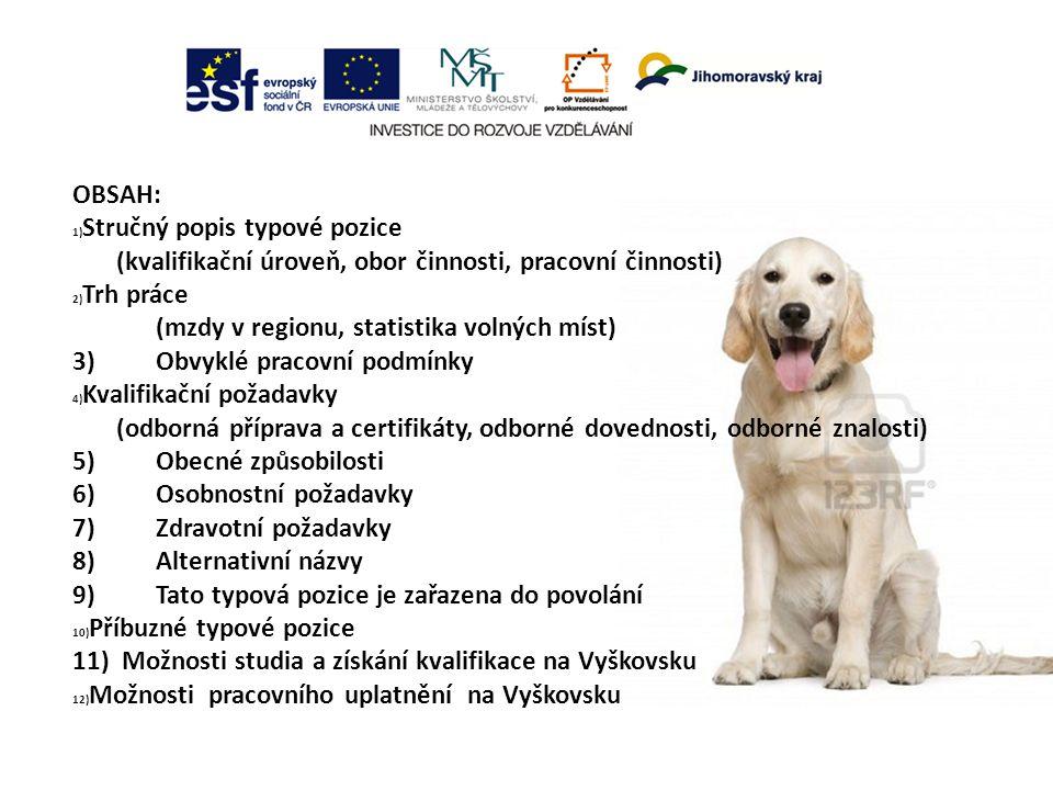 7. Alternativní názvy Celník | Dogman