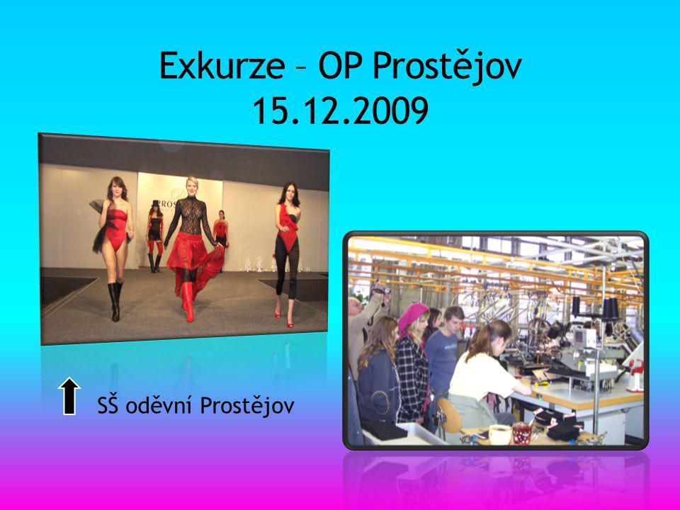 Exkurze – ZKL Hanušovice, a.s. 11.12.2009 SOU a SOŠ strojírenské a stavební Jeseník