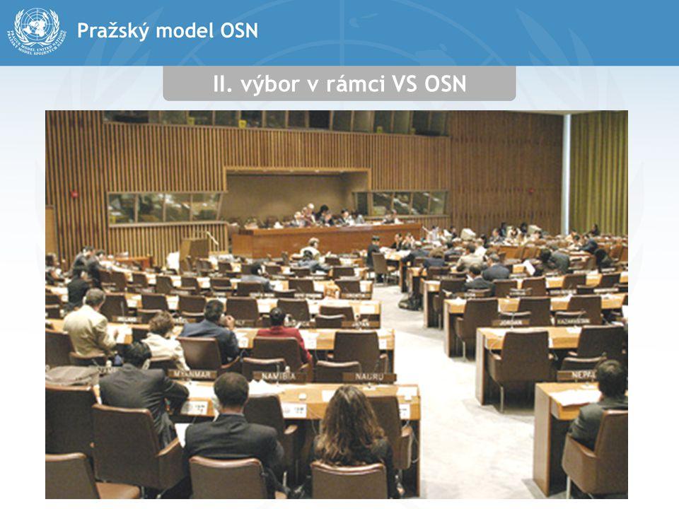 II. výbor v rámci VS OSN