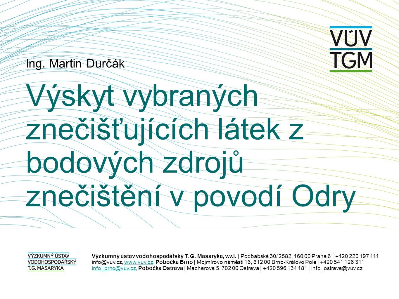 Výzkumný ústav vodohospodářský T.G. Masaryka, v.v.i.