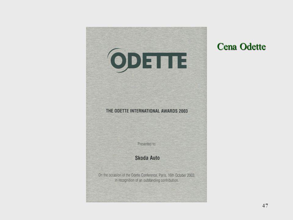 47 Cena Odette