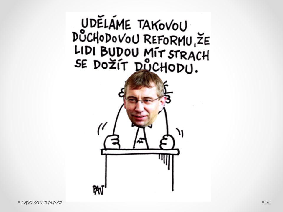 OpalkaM@psp.cz 56 OpalkaM@psp.cz56