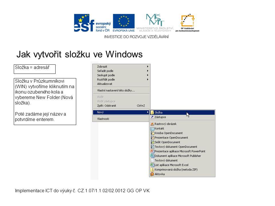 8.Dekomprimace Implementace ICT do výuky č.