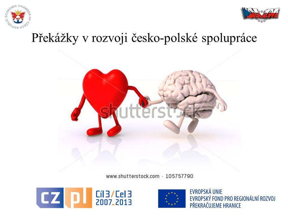 Překážky v rozvoji česko-polské spolupráce