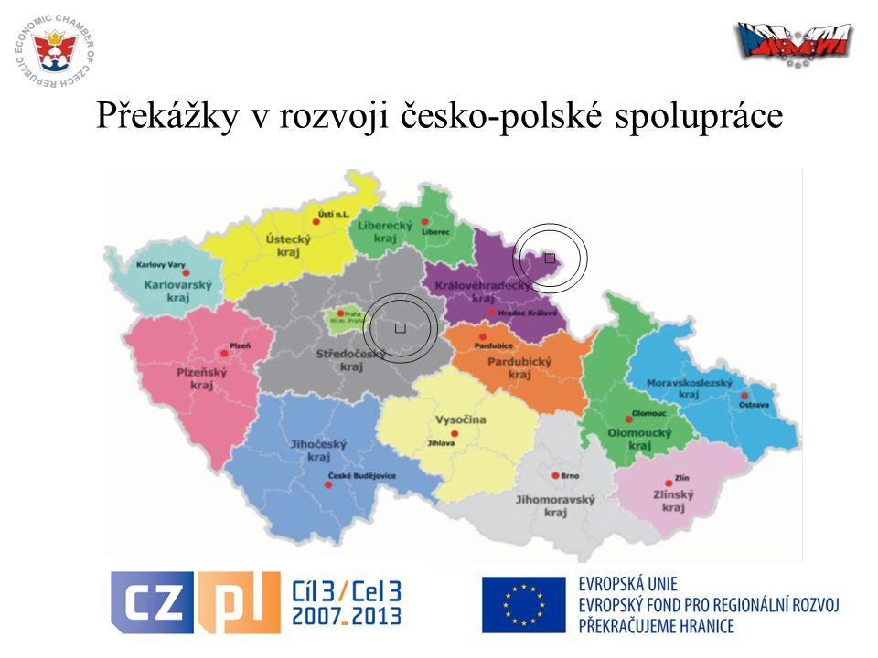 45 Překážky v rozvoji česko-polské spolupráce