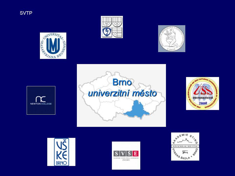 Brno univerzitní město SVTP