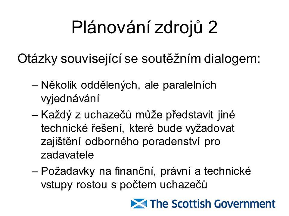Plánování zdrojů 3 Plánování zdrojů je pro úspěšnou realizaci projektu zásadní Počáteční investice do dlouhodobého partnerství Pro úspěšnou realizaci přínosů a neustálé zlepšování je nezbytná kontinuita Projektové řízení nekončí s uzavřením finančních záležitostí projektu!
