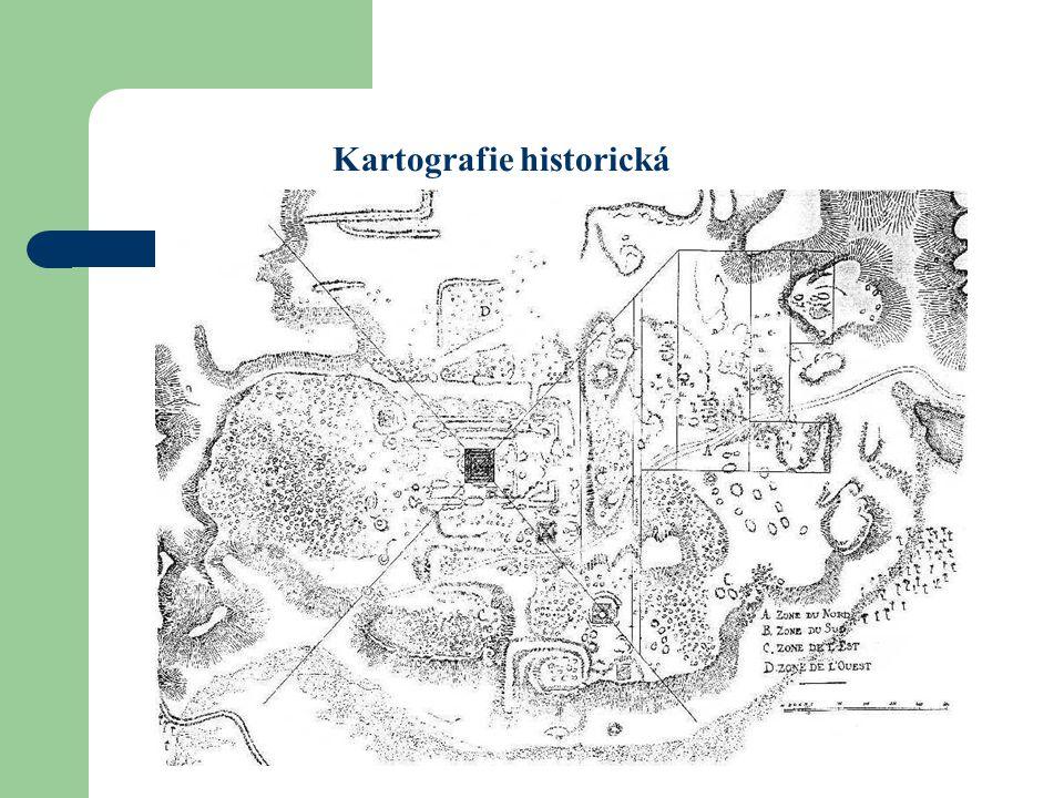 Kartografie historická