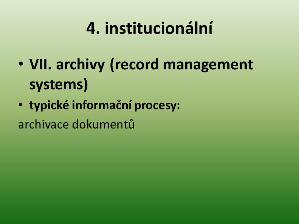 4.institucionální VII.
