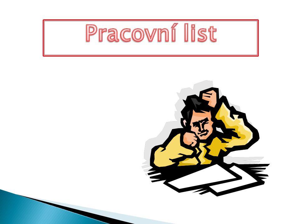 1.Pomocí předmětového katalogu Seznam zkuste najít vámi zvolenou informaci o naší škole, městě a sportovním klubu Baník Sokolov.