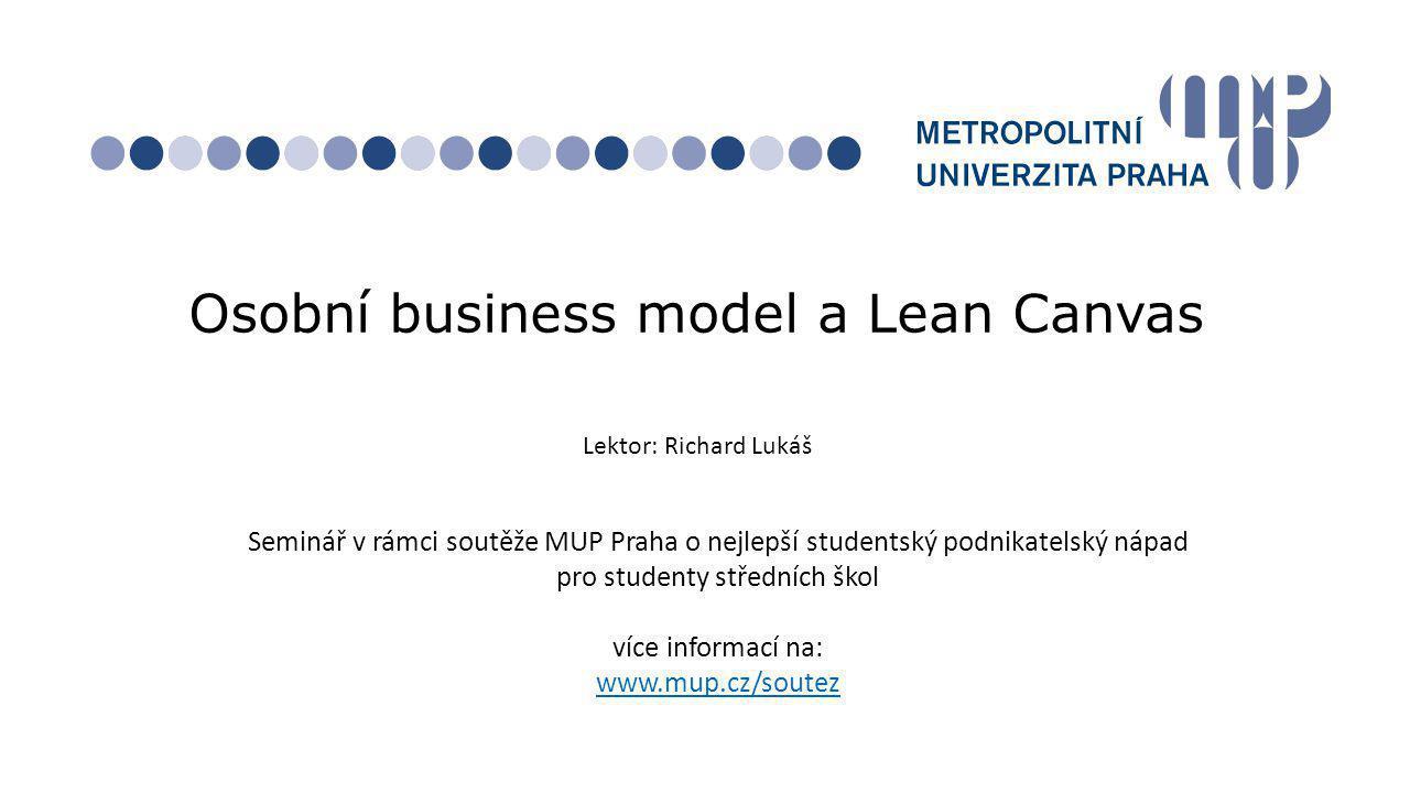 Lean startup metodologie