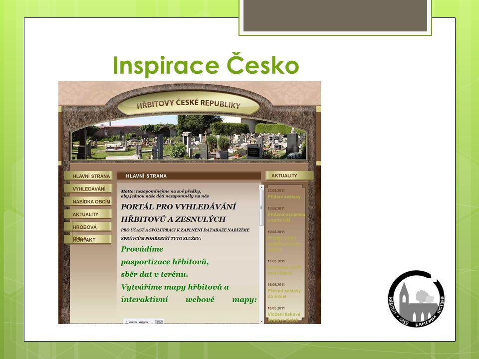 Inspirace Česko