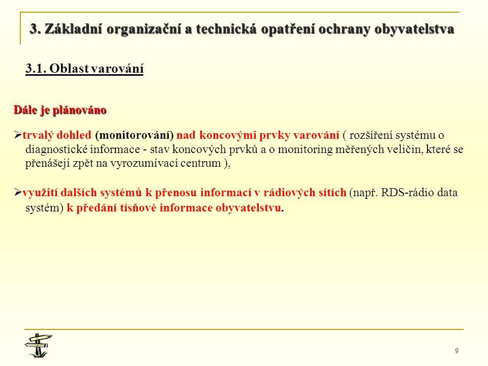 20 Za prioritní Za prioritní v dalším období je třeba považovat plnění úkolů ve vazbě na návrh aktualizace optimalizace současného bezpečnostního systému ČR.
