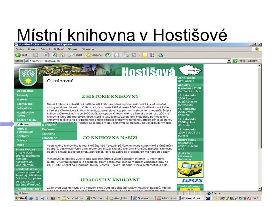Správa webu  Dojednat možnost průběžného aktualizování stránek s jejich správcem (webmasterem) Zasílání informace o novinkách např.