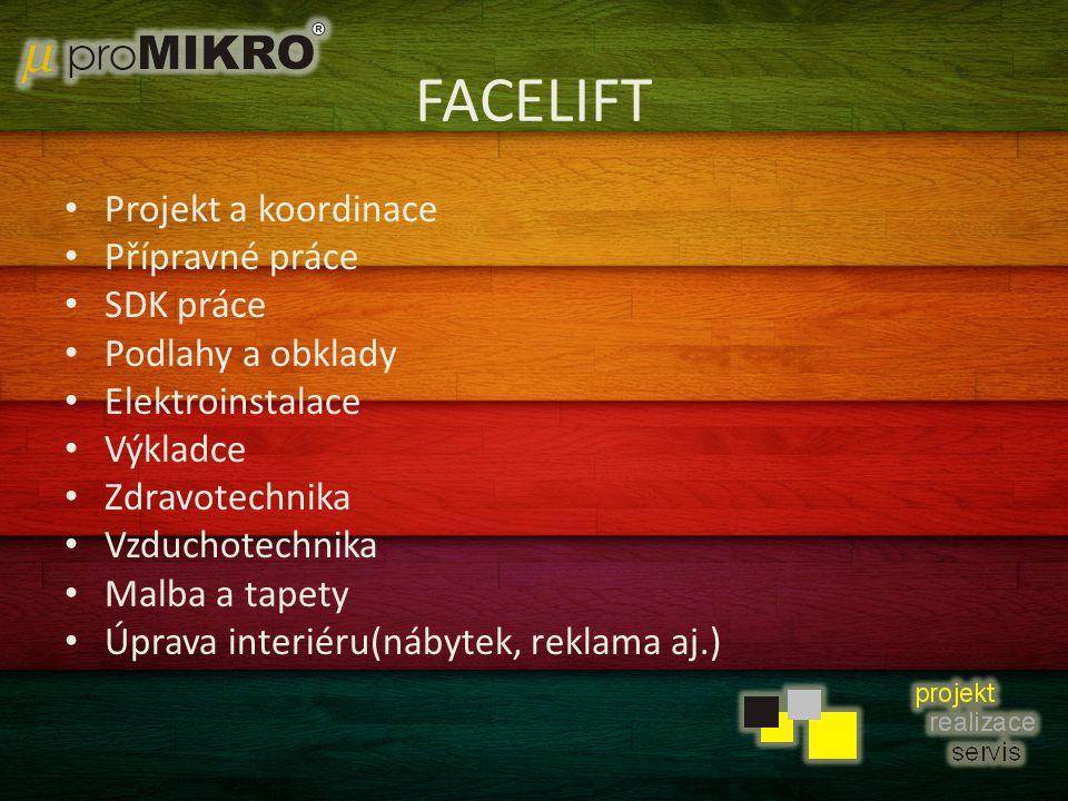 facelift s.Oliver Banská Bystrica Průběh prací Strojové čištění podlahy – viditelný rozdíl