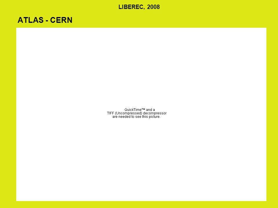 LIBEREC, 2008 ATLAS - CERN