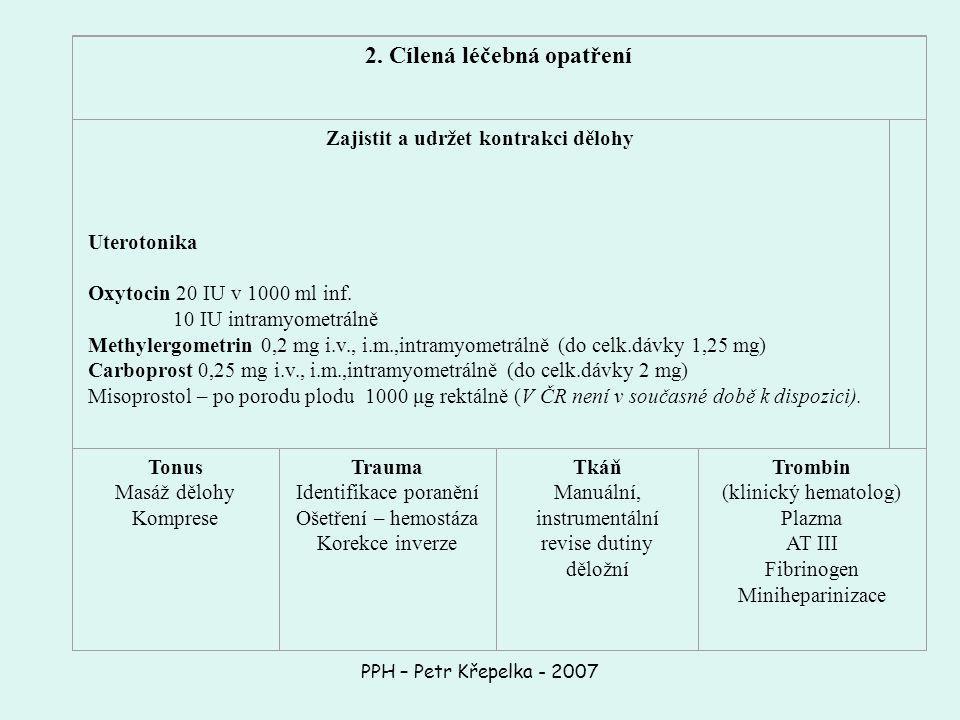 PPH – Petr Křepelka - 2007 2.
