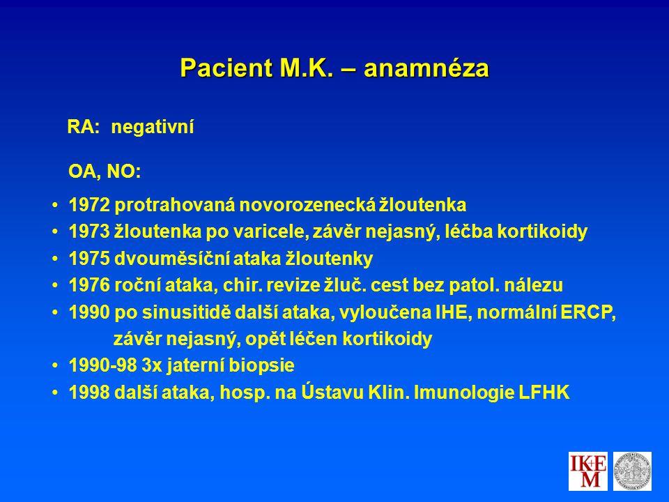 Pacient M.K.