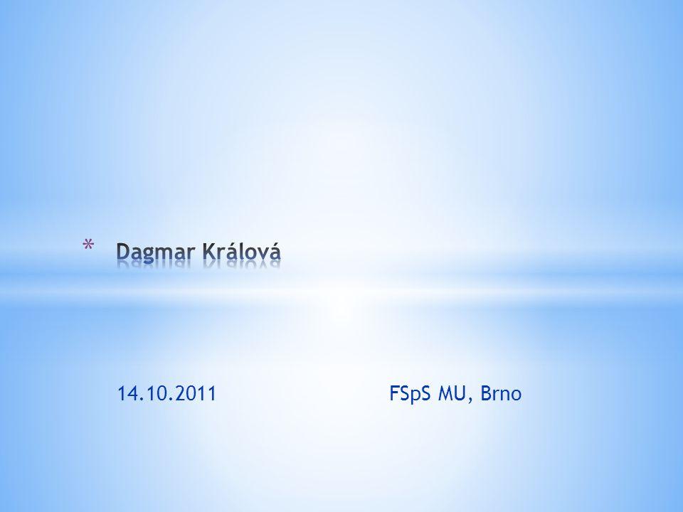 14.10.2011 FSpS MU, Brno
